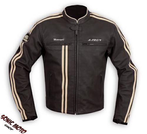 lederjacke herren biker motorrad ce protektoren echtleder thermic custom ebay. Black Bedroom Furniture Sets. Home Design Ideas