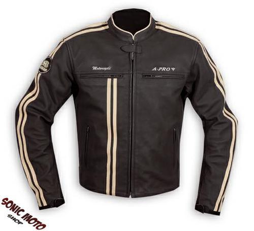 lederjacke herren biker motorrad ce protektoren echtleder thermic custom ebay. Black Bedroom Furniture Sets. Home Design Ideas