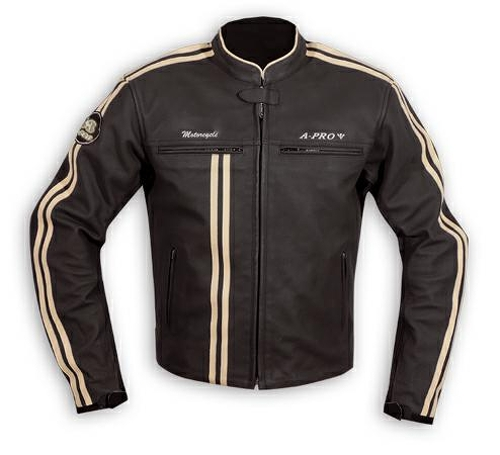 Jacket-Leather-Mens-Biker-Motorcycle-CE-Protectors-Armored-All-Sizes