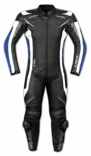 combinaison 1 pc cuir vachette protections ce doublure mesh moto motard piste ebay. Black Bedroom Furniture Sets. Home Design Ideas