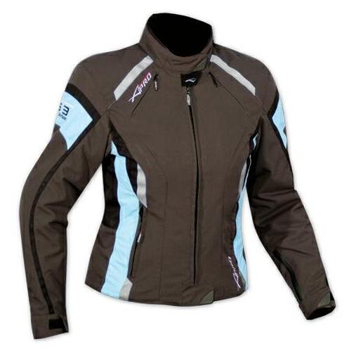 Blouson-Femme-Textile-Moto-Motard-Protections-CE-Impermeable-Thermique-Hiver