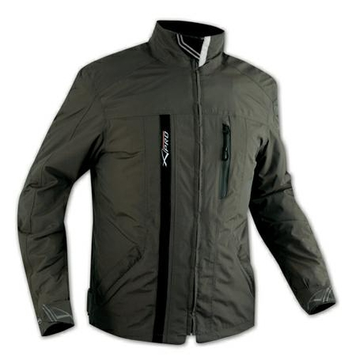 Scooter-chaqueta-Moto-Impermeable-revestimiento-extraible-CE-protectores-City