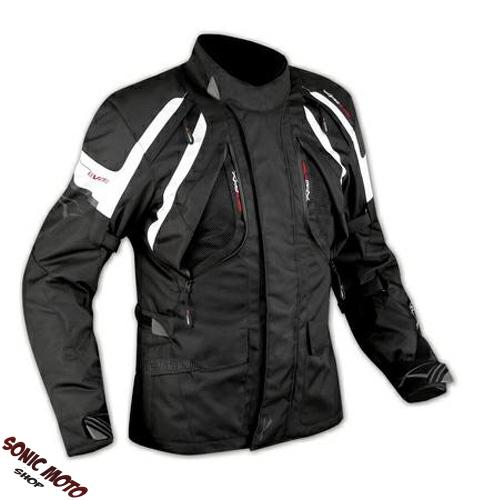 Jacket-CE-Armored-Quality-Waterproof-Motorbike-Motorcycle-Thermal-Liner-White