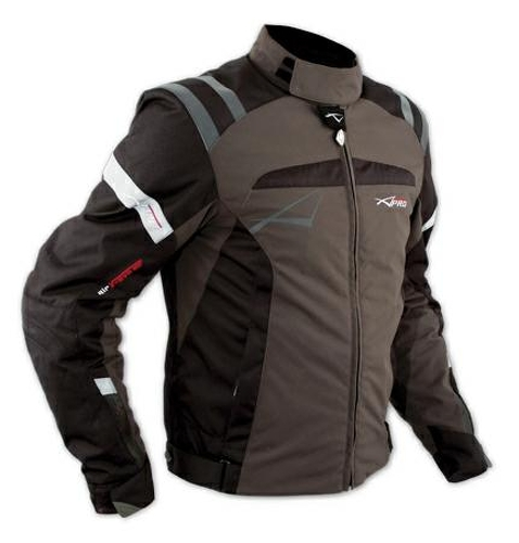 Sport-Touring-Moto-tela-Cordura-Chaqueta-protectores-CE-extraibles-Scooters
