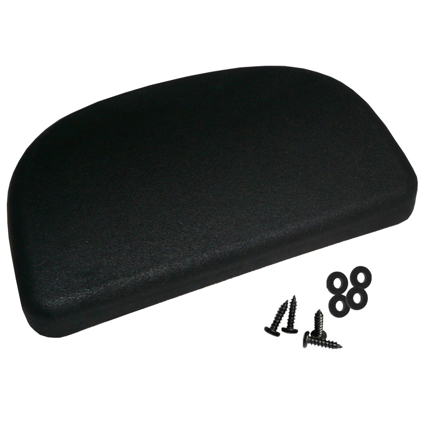 r ckenlehne f r top case box motorrad und roller koffer. Black Bedroom Furniture Sets. Home Design Ideas