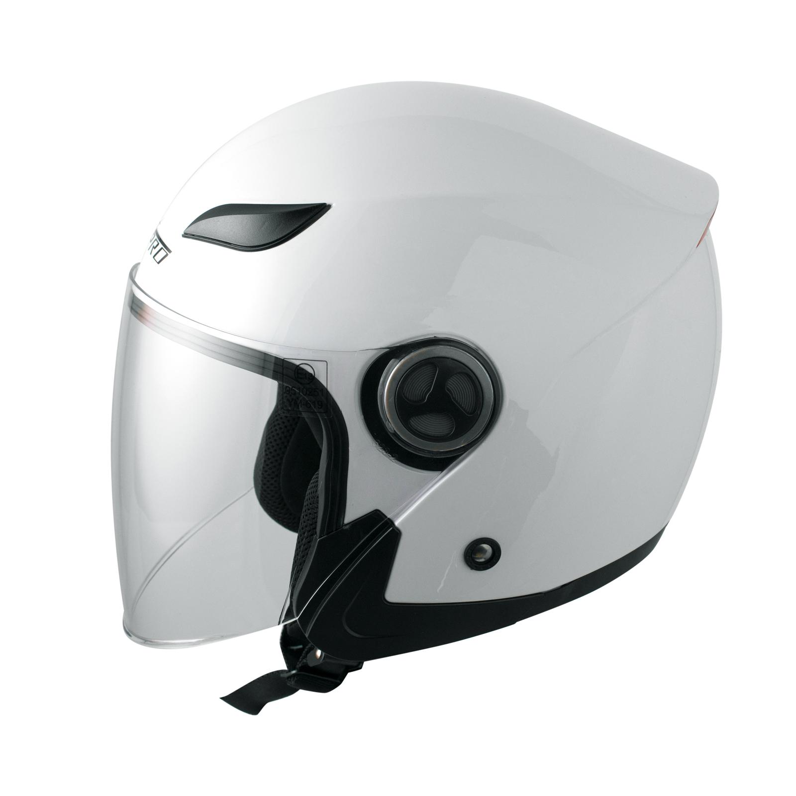 Casco-Jet-Visiera-Scooter-Moto-Quad-Omologato-ECE-22-05
