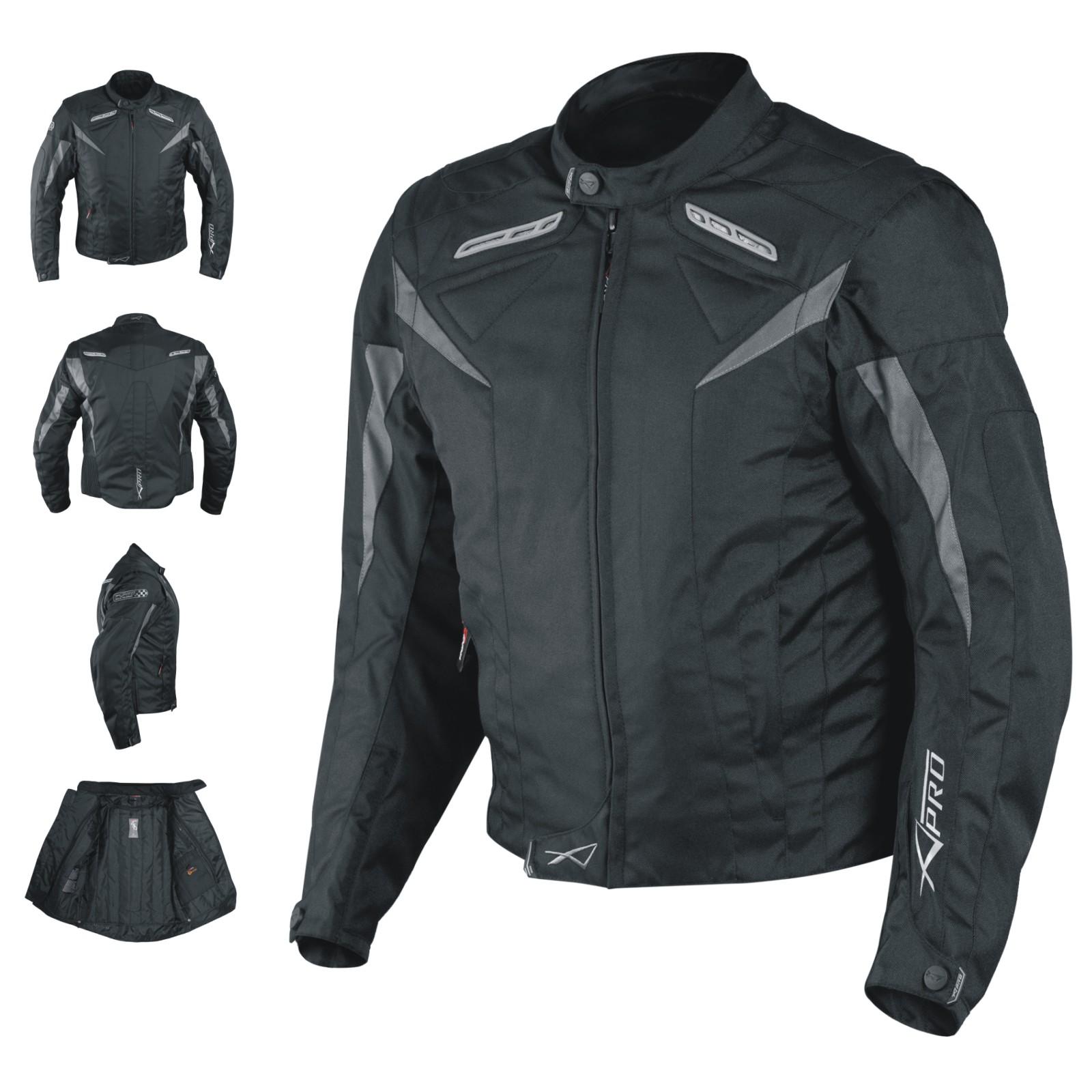 Clásico Para Invierno Hombre Textil Negro Estilo De Chaquetas dC57wnqdXH