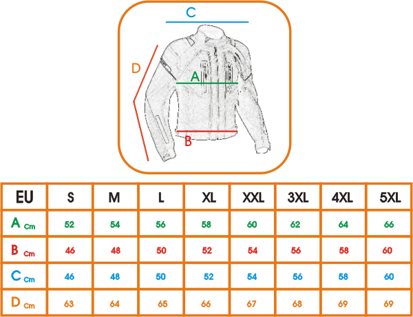 miniatuur 9 - Giacca Tessuto Moto Protezioni CE Manica Staccabile Gilet Termico Removibile