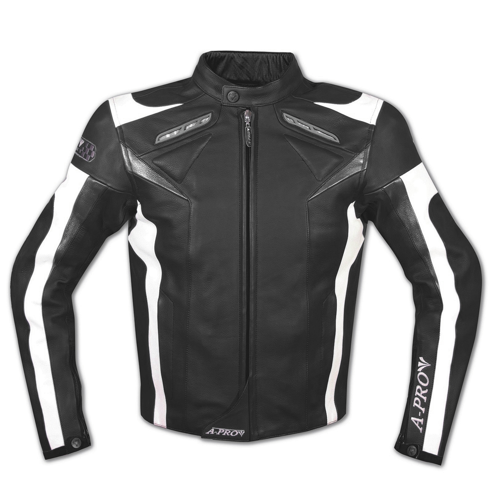 Ce Armored Leather Motorcycle Racing A Apparel Jacket Sport Pro B7rYXqrE