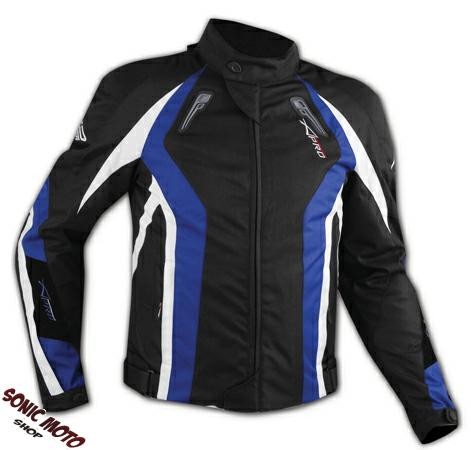 Waterproof-Motorcycle-Motorbike-Blue-CE-Approved-Armored-Textile-Lady-Jacket