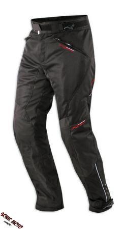 Pantaloni-Sport-Mesh-Traforato-Traspirante-Tessuto-Tecnico-Moto-Touring