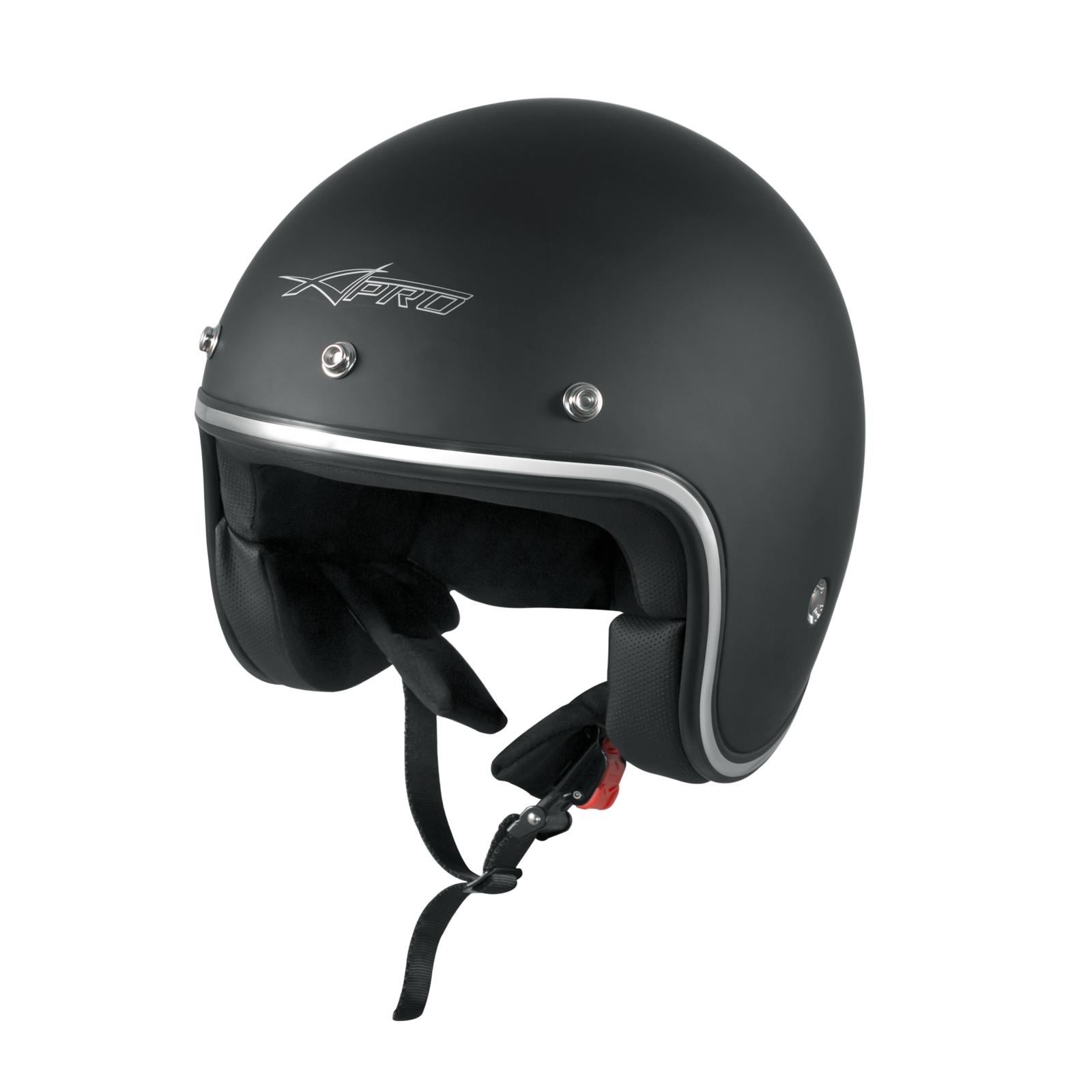 motorcycle helmet jet approved ece 22 05 custom scooter. Black Bedroom Furniture Sets. Home Design Ideas