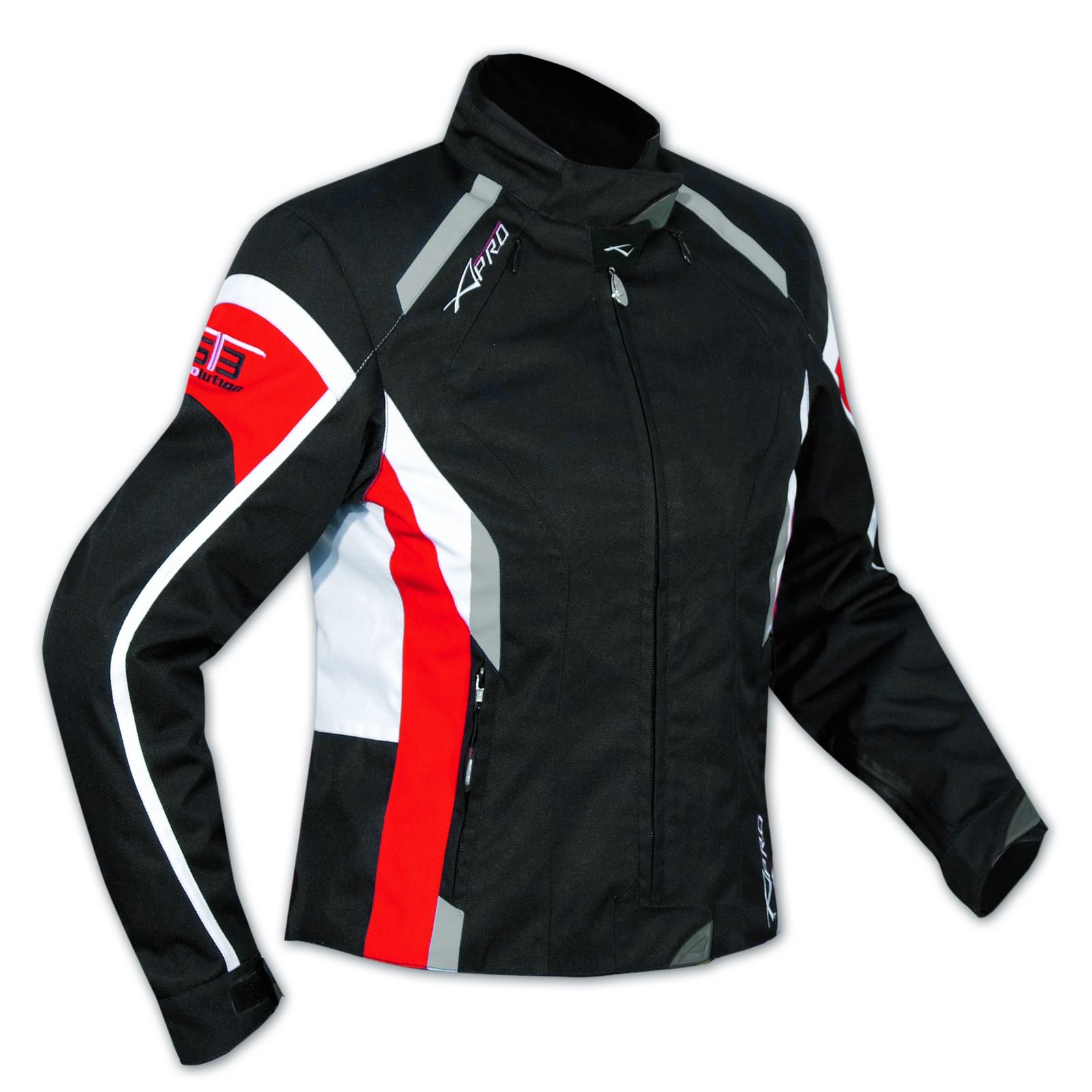 chaquetas moto mujer 4 estaciones