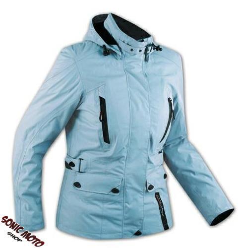 Giacca-Scooter-Lady-Giaccone-Citta-Moto-Donna-Cappucci-Impermeabile-Protezioni