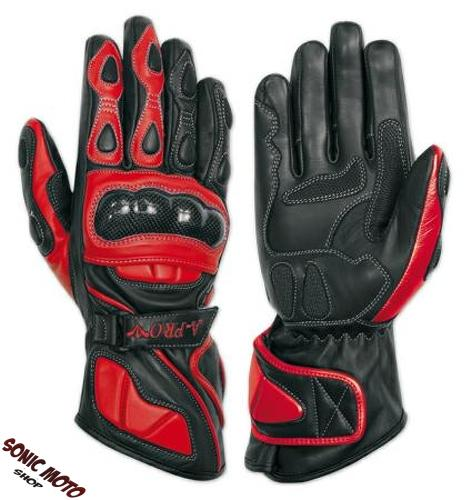 gants cuir protections carbone moto sport motard piste circuit motogp. Black Bedroom Furniture Sets. Home Design Ideas