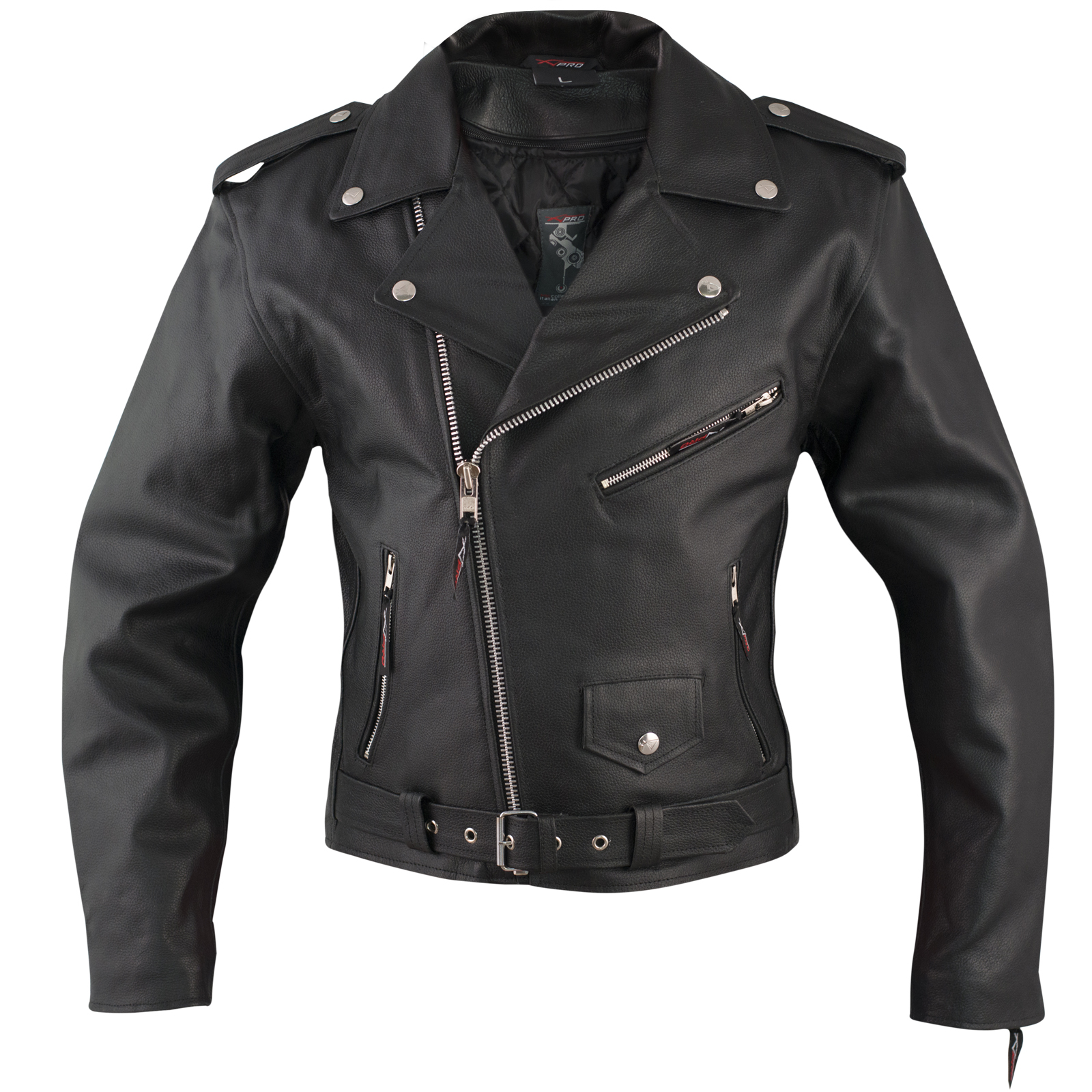 Bikers-leather-Cruiser-Motorcycle-Jacket-Motorcycle-Cow-Hide-All-Season-A-PRO