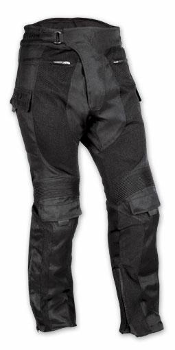 pantalon tissu textile pretections genoux impermeable respirant motard moto et ebay. Black Bedroom Furniture Sets. Home Design Ideas
