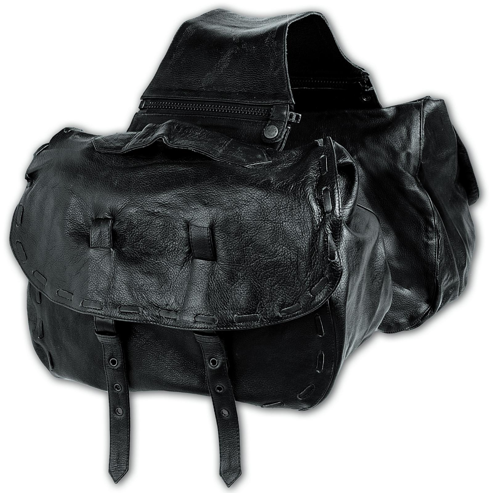 Borse Pelle Migliori Marche : Borse laterali pelle bisacce custom chopper borsa sotto