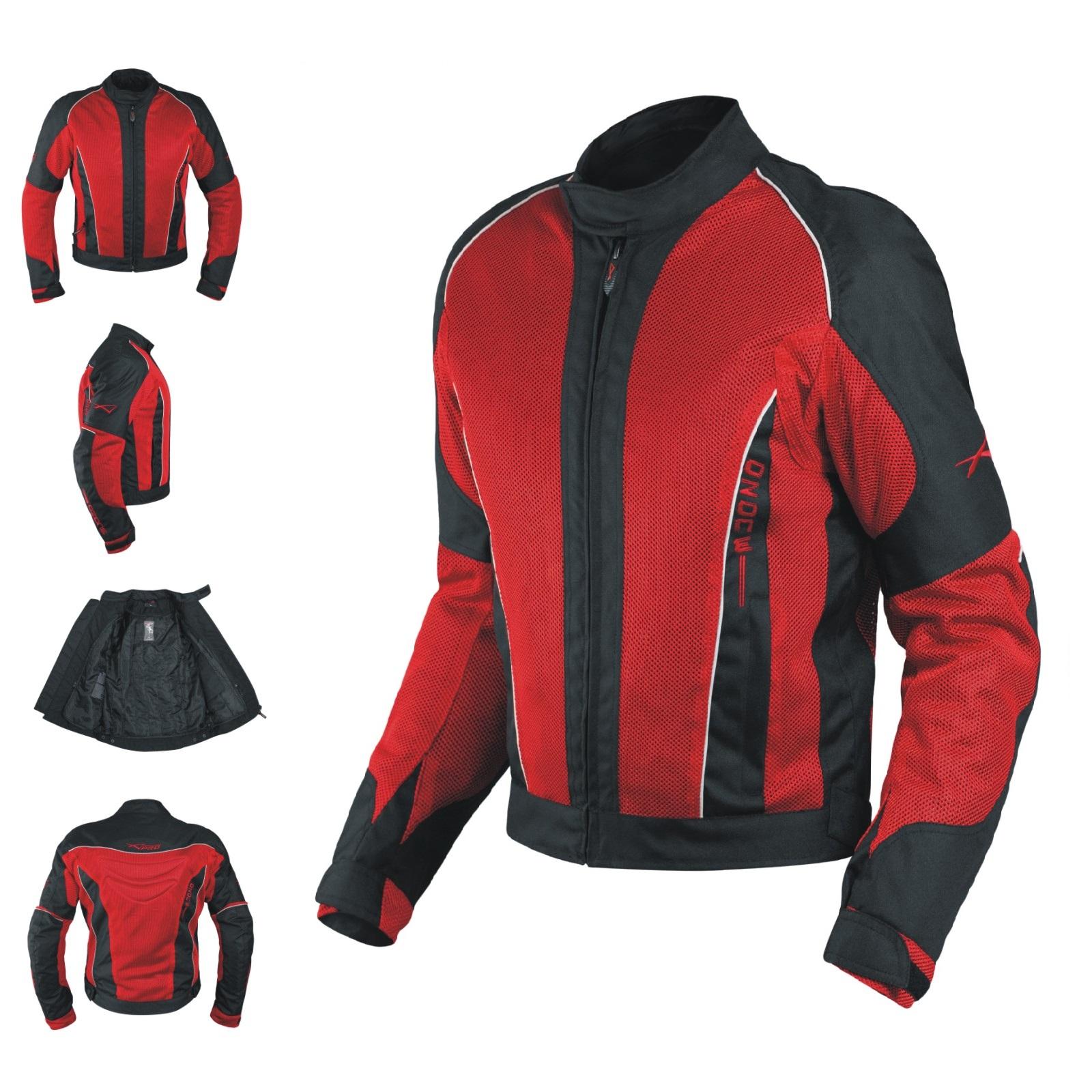 blouson textile et femme scooter moto mesh tex protections ce renfort dorsal ebay. Black Bedroom Furniture Sets. Home Design Ideas