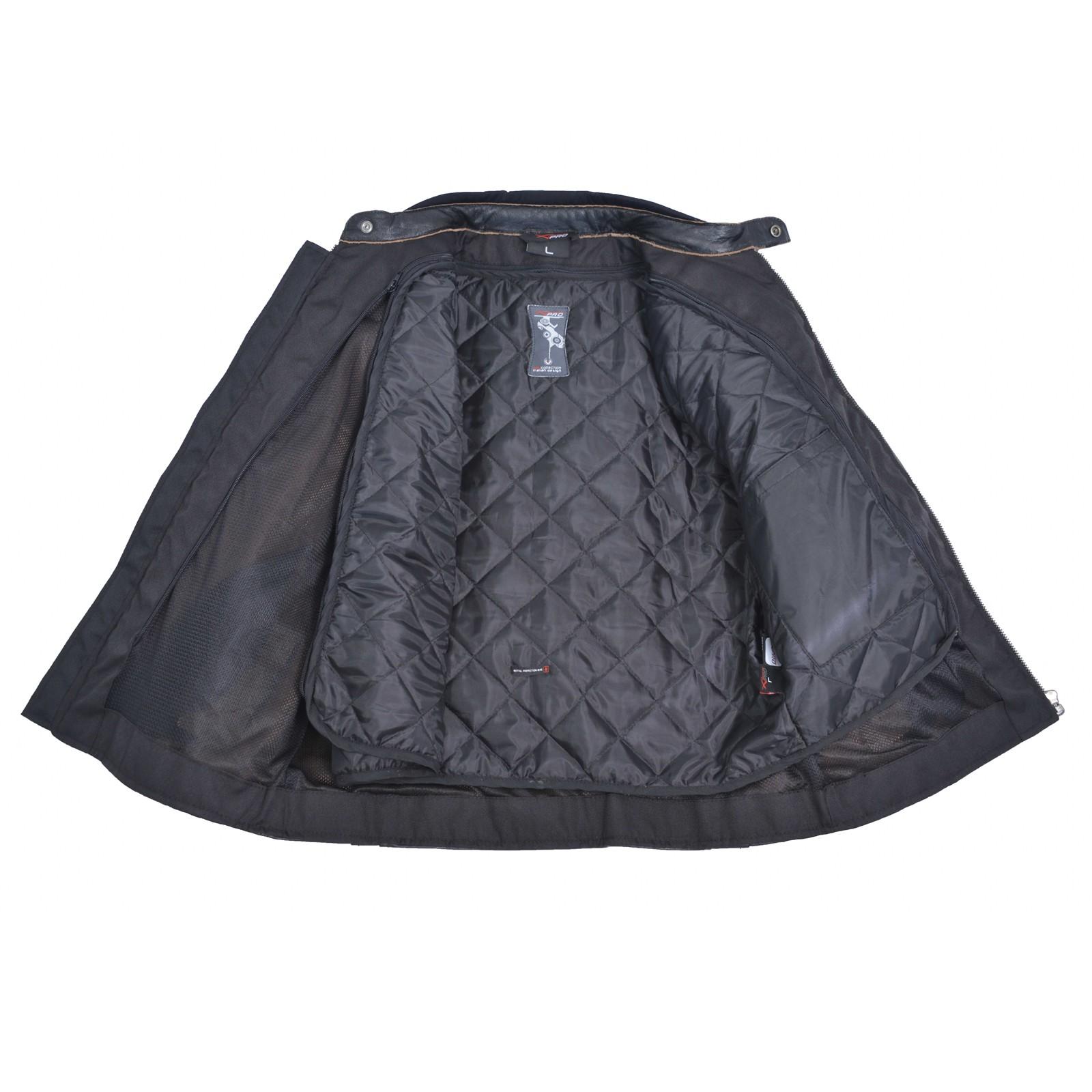 Abbigliamento moto e accessori giacca moto pelle custom for Interno 09 abbigliamento