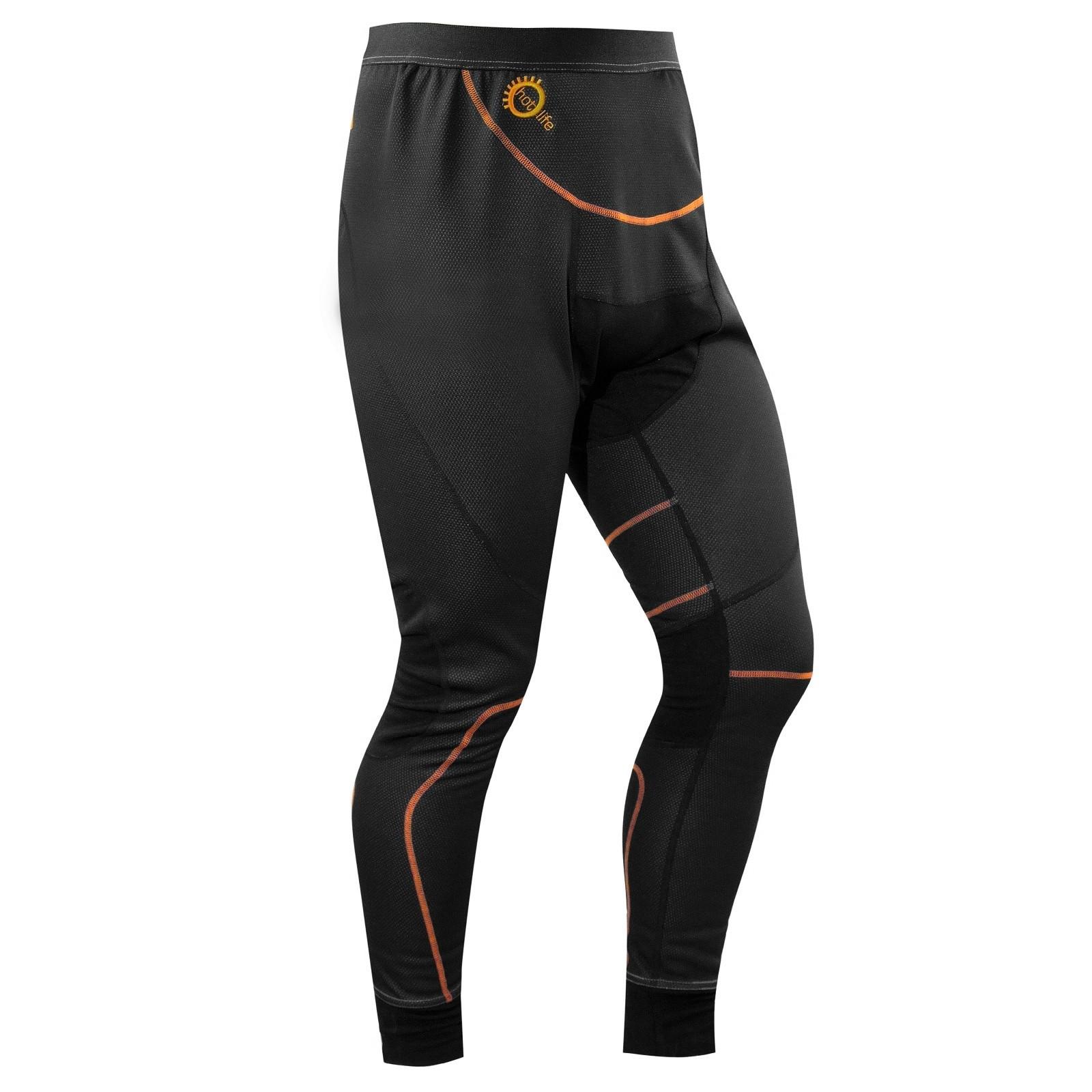 design innovativo 29914 0605c Pantaloni Termico Sottotuta Moto Intimo Tecnico Invernale Wind Stopper Uomo