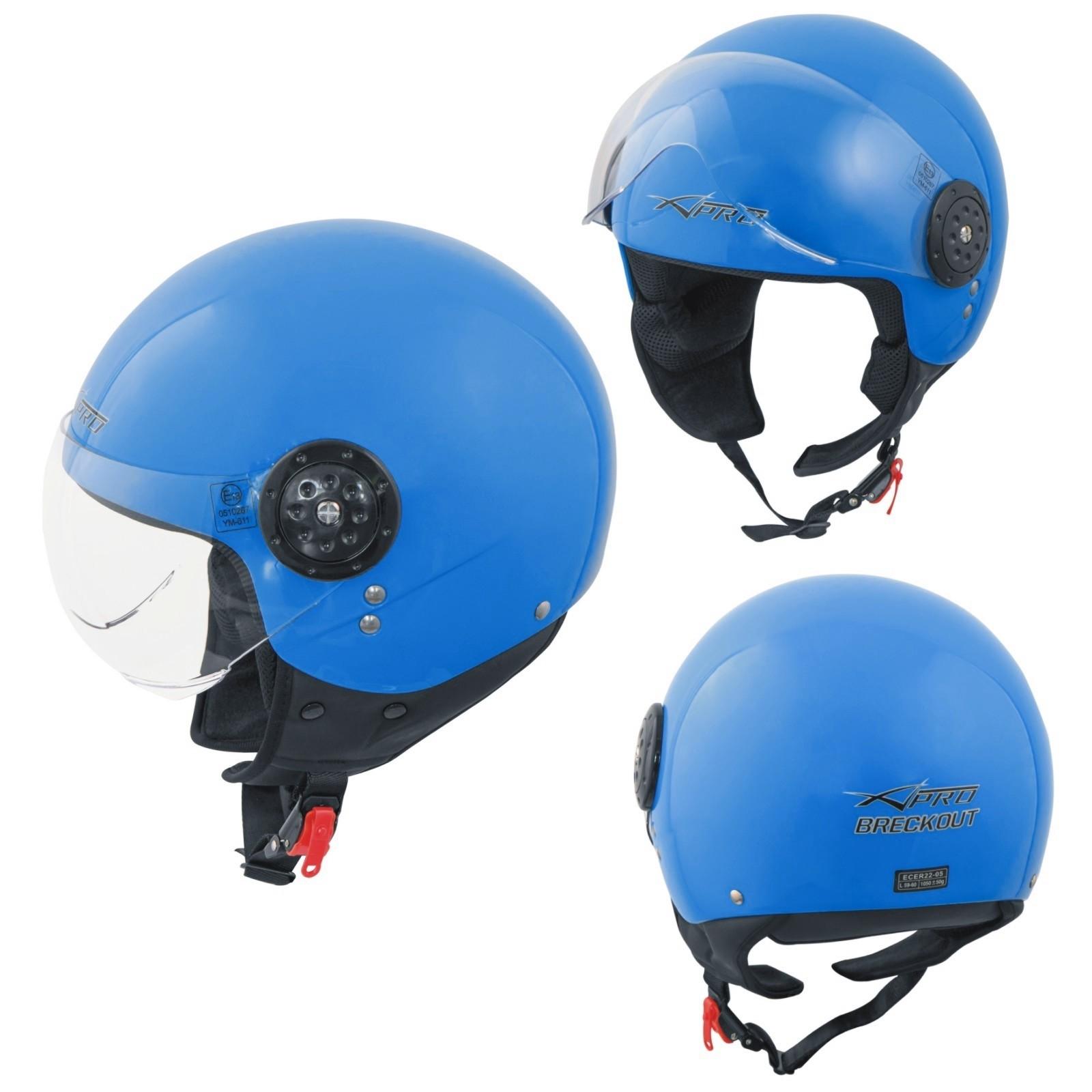 Jet Helmet Fever A-Pro Casco Green Sonicmotoshop