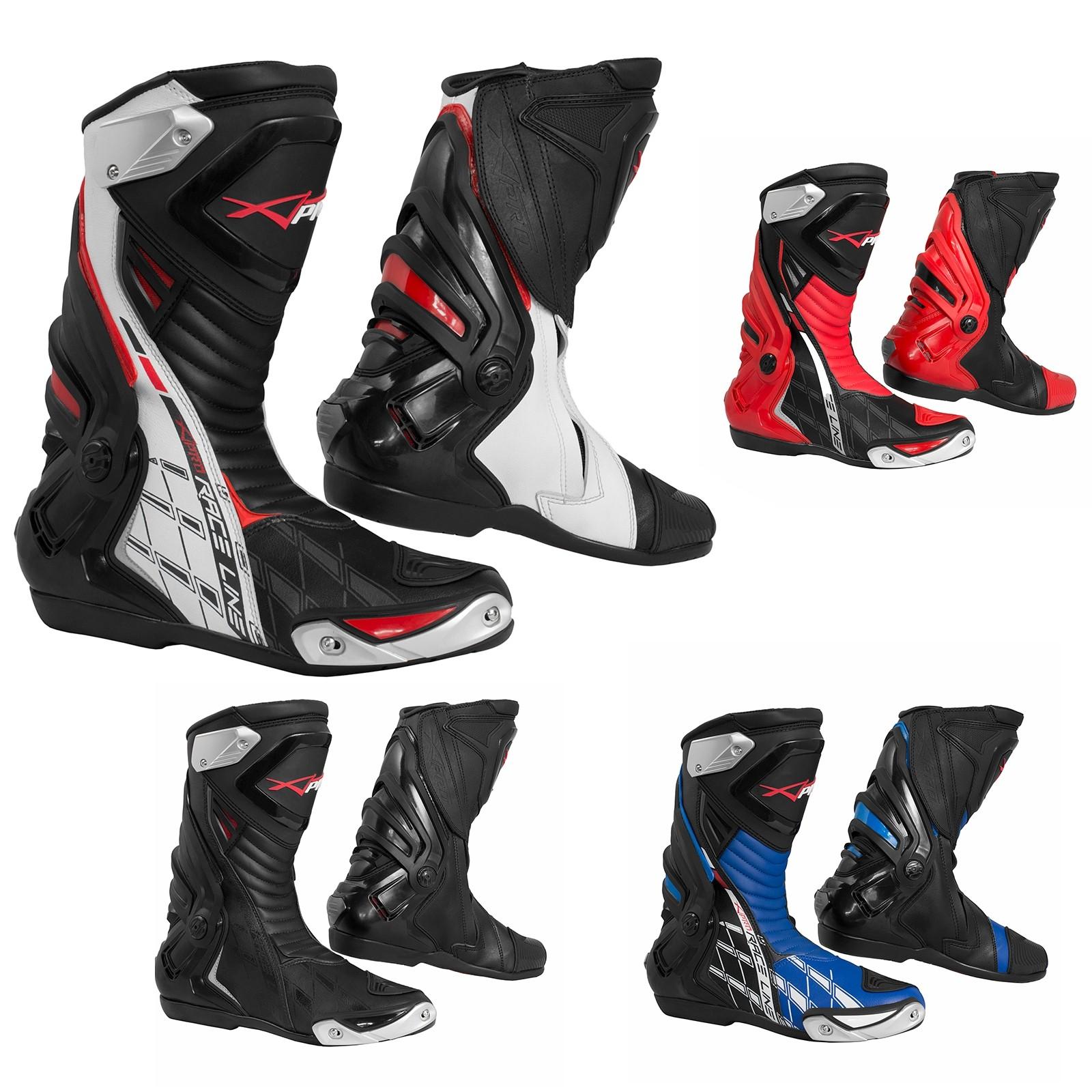 Supertech-Boots-Stivali-Motorcycle-A-Pro-Sonic-Moto-Super-Set