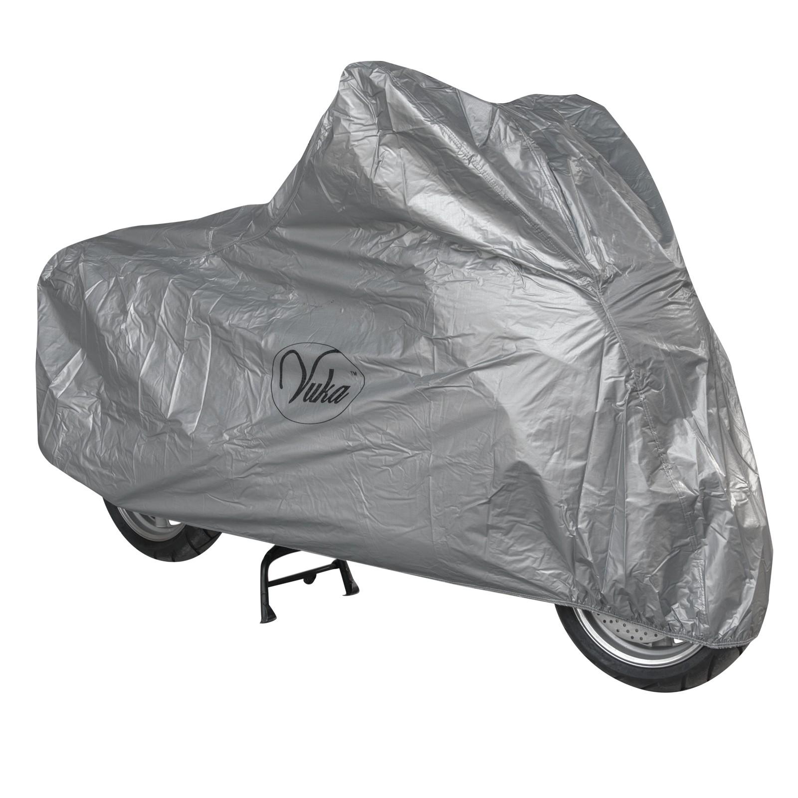 Telo Copri Moto Scooter Naked Customo Impermeabile PVC Resistente Universale