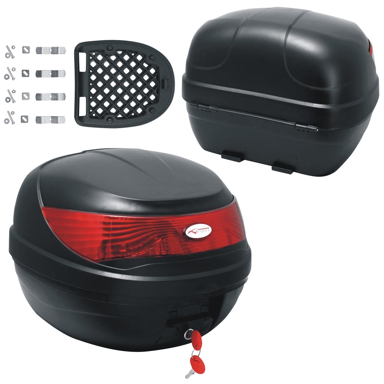 Scooter Moto Quad Bauletto 1 casco portabagagli accessorio