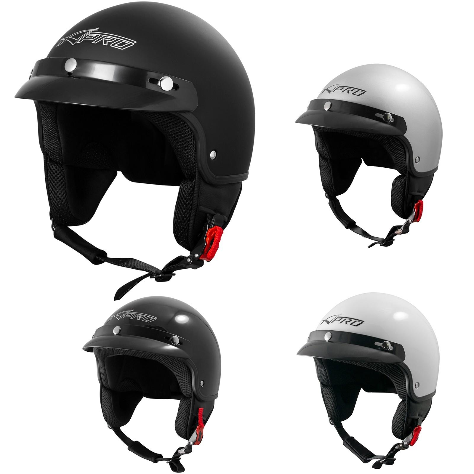 Gravity-Casco-Jet-Helmet-Motorcycle-Sonic-Moto-A-Pro-Set