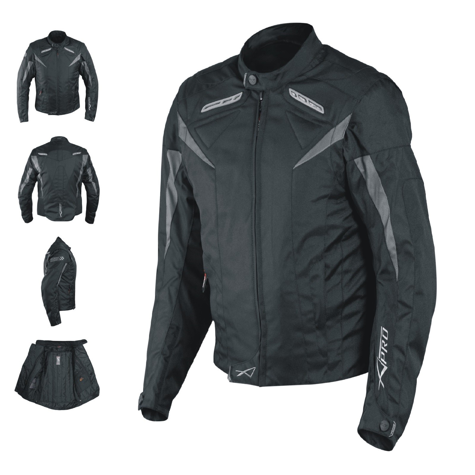 Hart-Lady_Donna-A-Pro-Giacca-Jacket-Black-Nero-Moto-Motorcycle-Sonic-Moto
