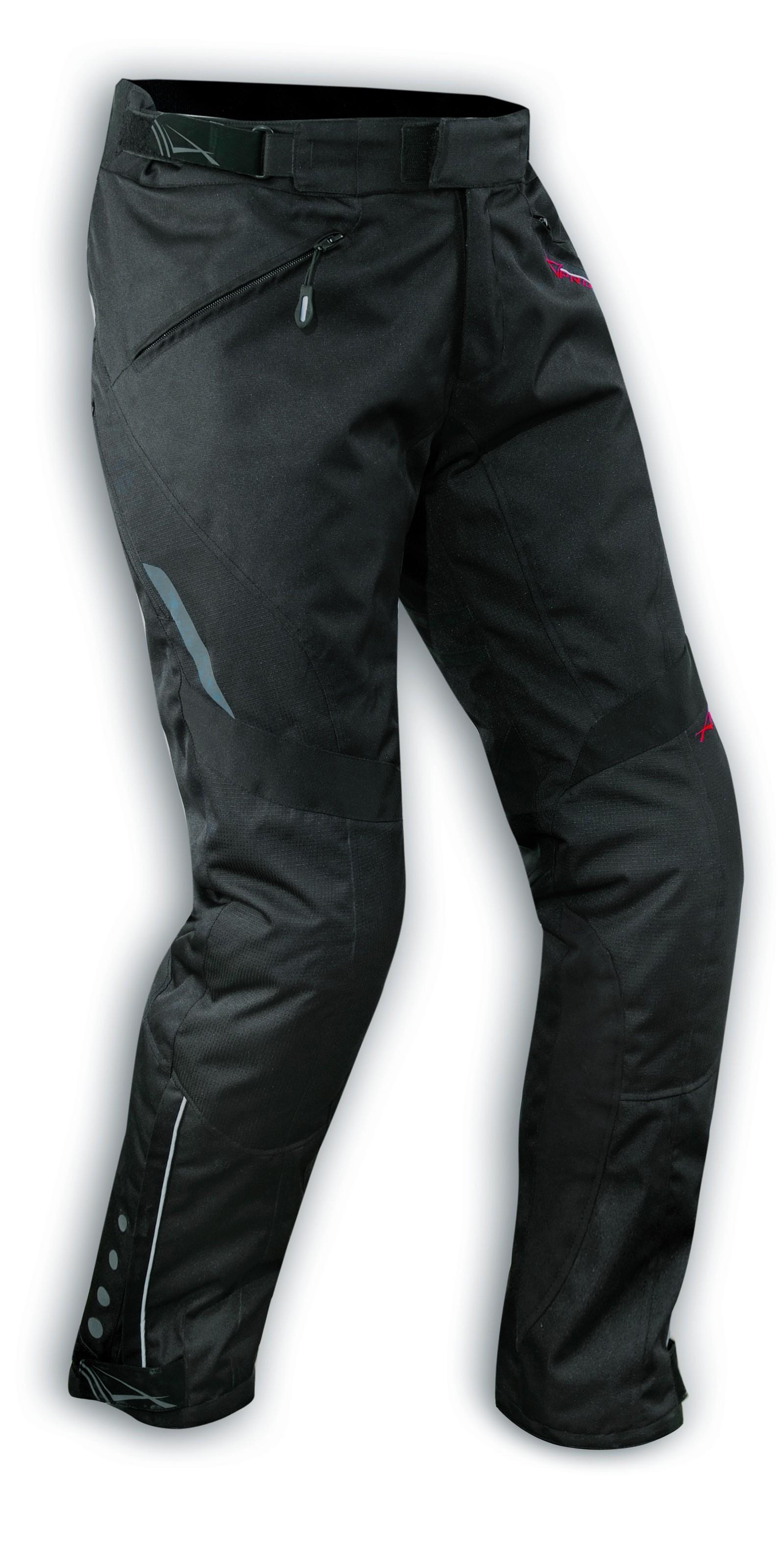 Pantaloni Impermeabile Moto Imbottitura Termica Estraibile Cordura Conformato