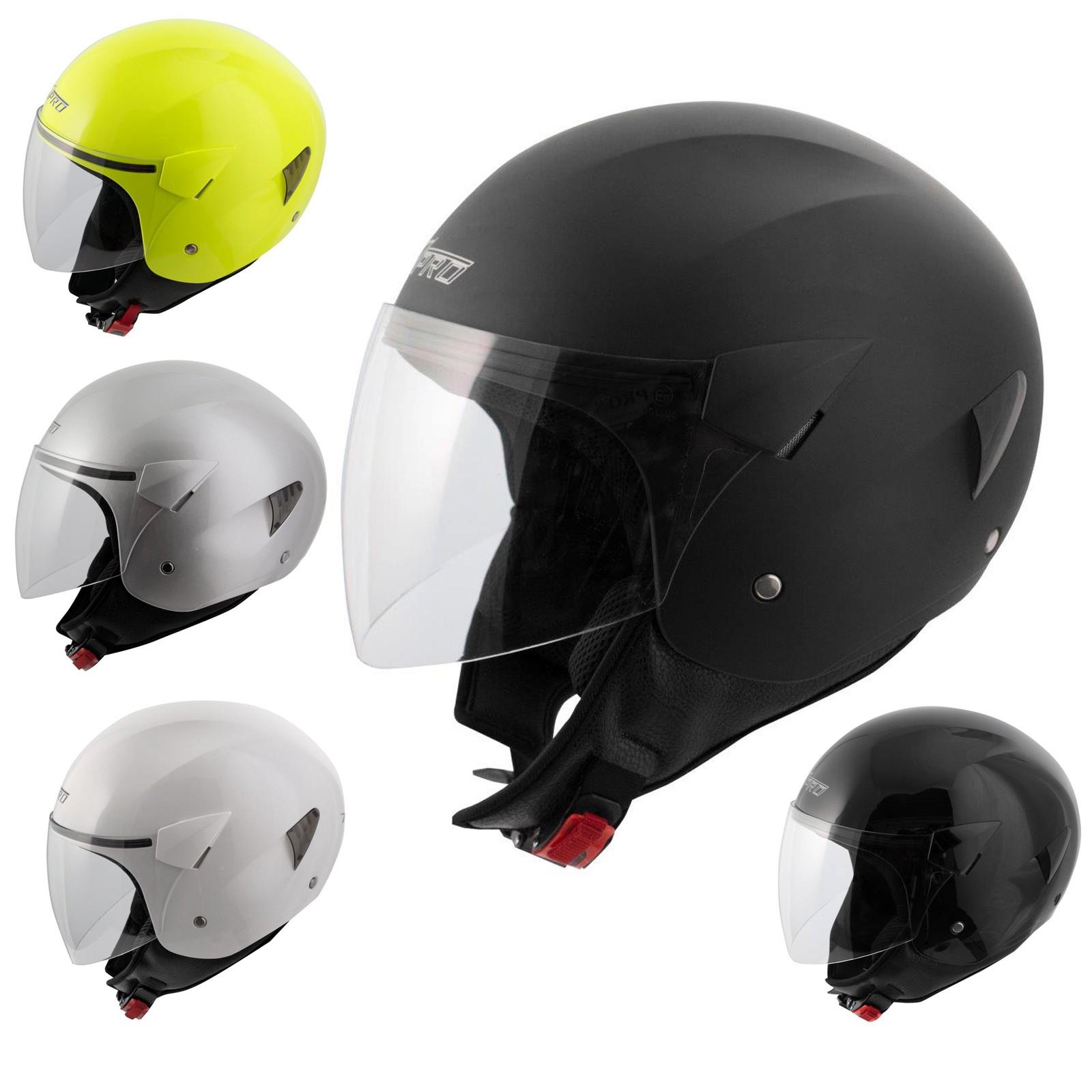 abbigliamento moto e accessori casco jet scooter moto. Black Bedroom Furniture Sets. Home Design Ideas