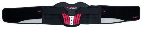 Cintura Fascia Protezione Lombare Renale Elastica Regolabile Chiusura Velcro