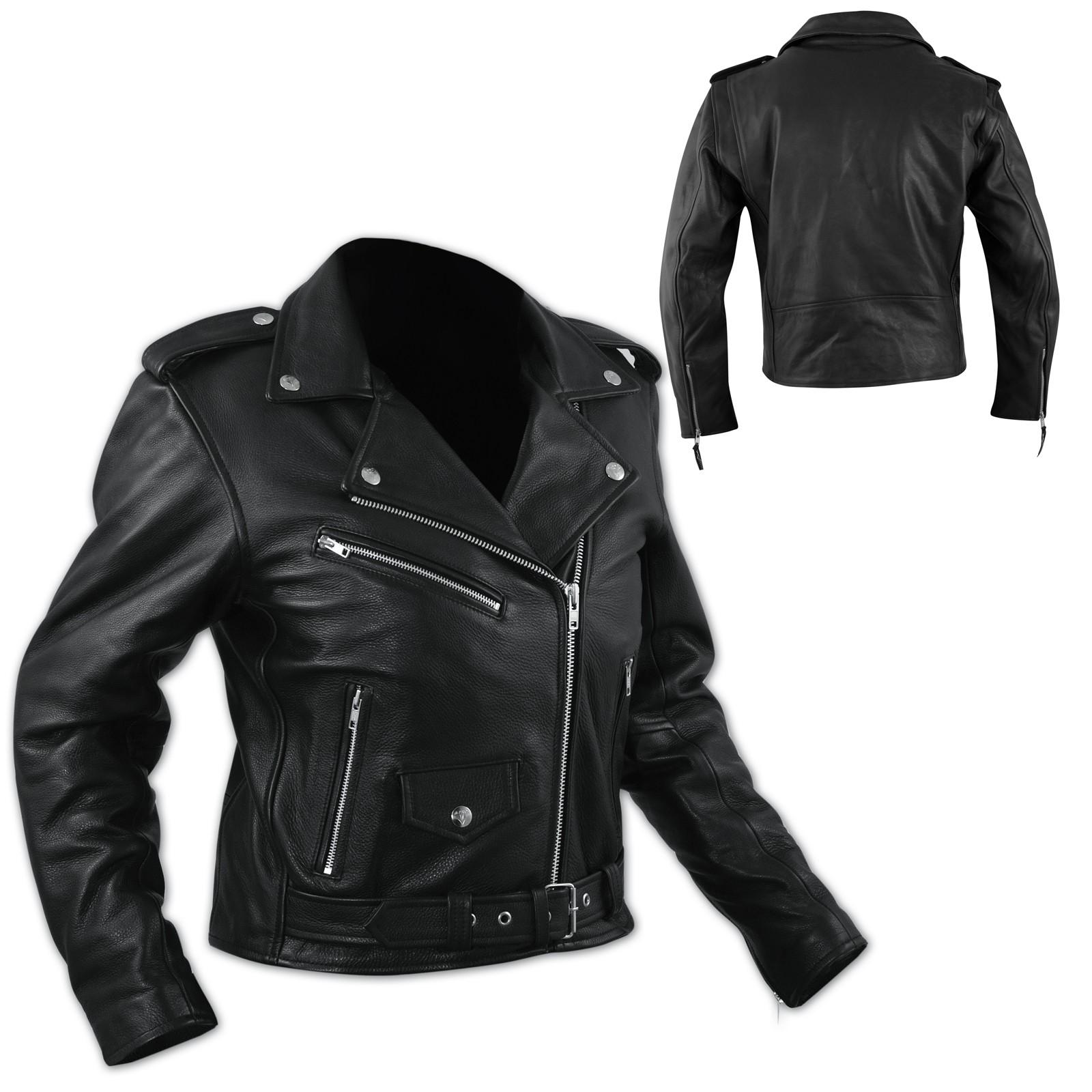 Moto Pelle Abbigliamento Classico Donna Accessori E Giacca Chiodo dTTz7x