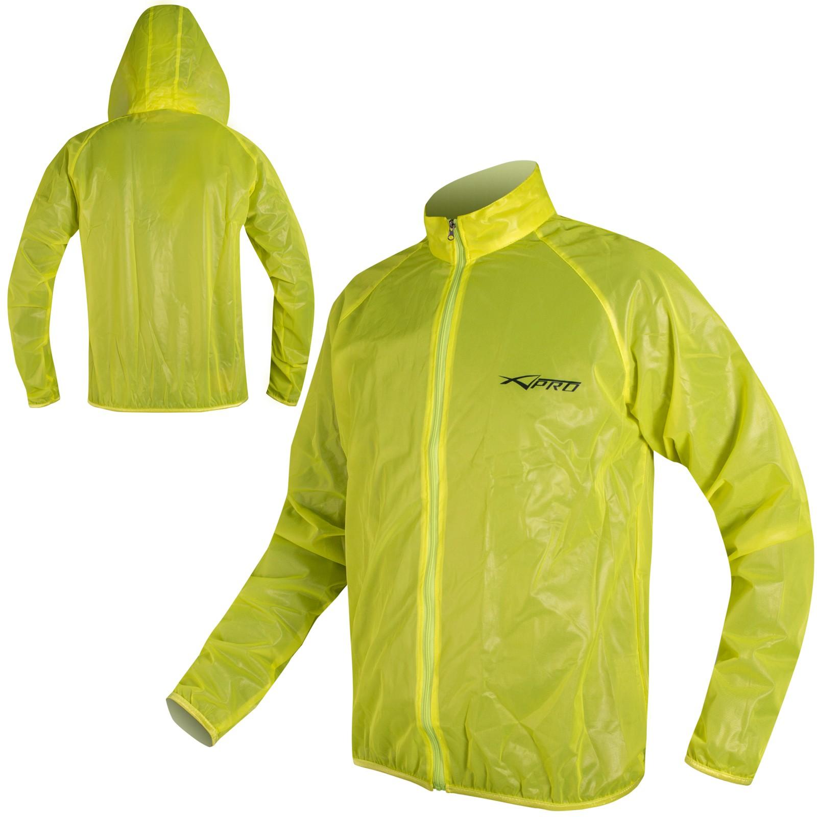 Tuta Impermeabile Intera Anti Acqua Pioggia Alta Visibilità Riflettente A-PRO Abbigliamento tecnico e protettivo