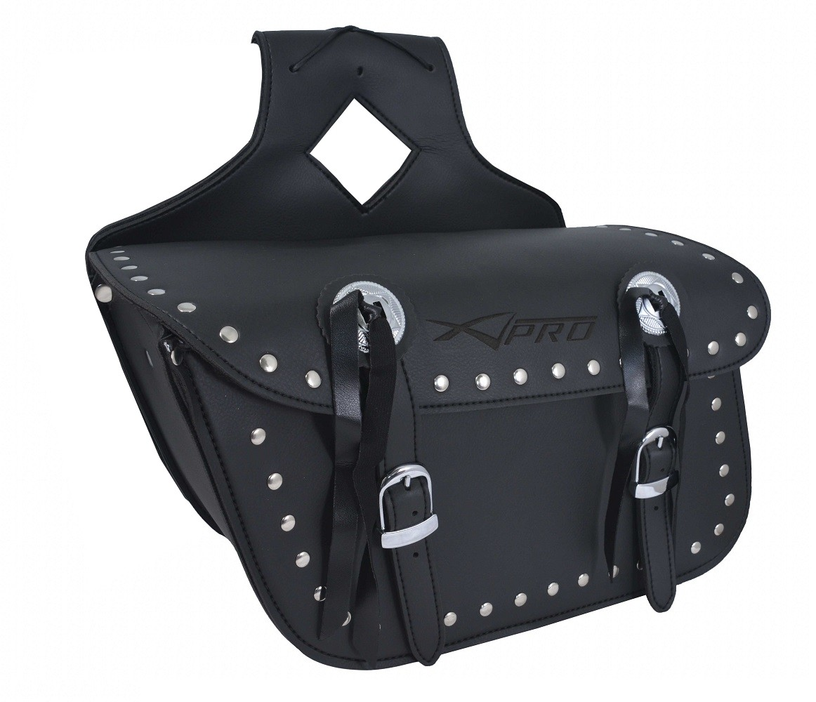Sport-A-Pro-Borsa-Bag-Nero-Black-Pelle-Leather-Sonic-Moto_Mono_SX