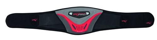 Cintura Faschia Lombare Protettiva Regolabile Velcro Moto Scooter Custom Naked
