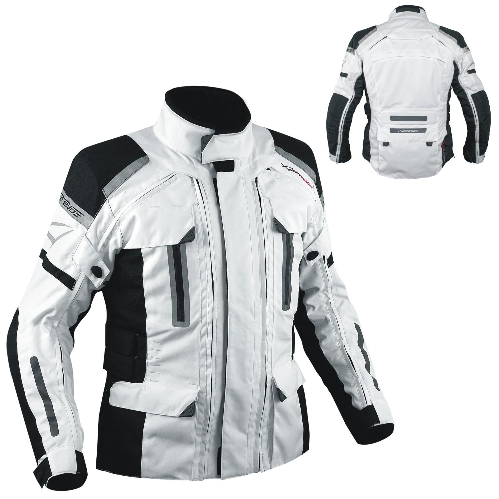 Strati Abbigliamento Moto 4 Accessori Sfoderabile E Giacca 8wnOP0NZkX