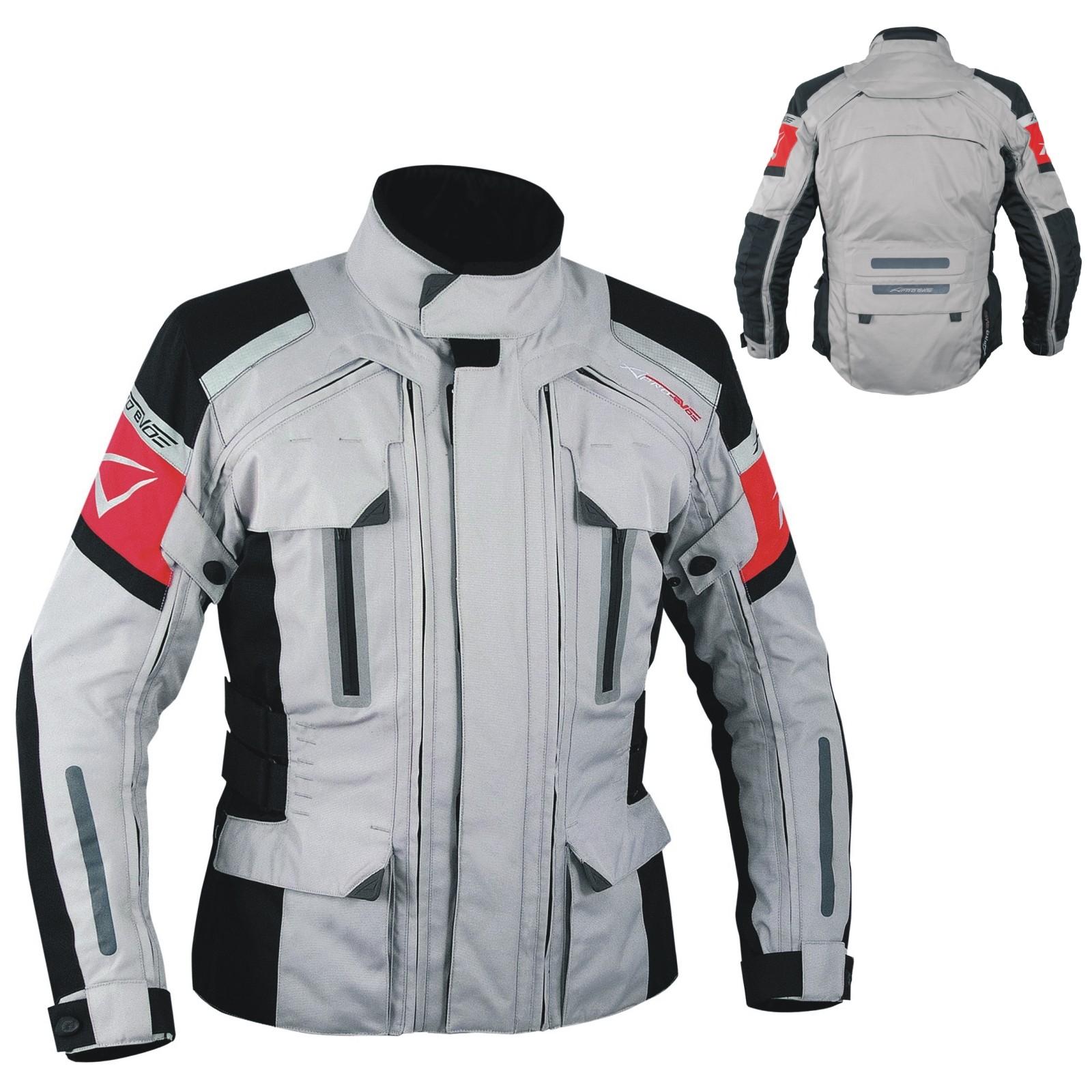 Abbigliamento Accessori 4 Moto Strati Sfoderabile Giacca e 4 AnEAxP0rq