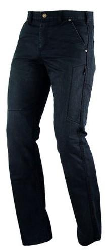 Pantaloni  Idroreppelente Donna Lady Jeans Moto Aramid CE Protezioni Touring