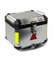 CONTINSILV-Box-Case-Valigia-Baule-Silver-Argento-Motorcycle-Sonic-Moto-Couple-Front