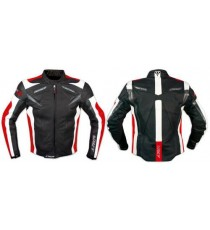 Arrow-A-Pro-Giacca-Jacket-Rosso-Red-Pelle-Leather-Sonic-Moto