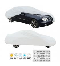 Telo Premium Copri Auto Impermeabile Resistente Elastico Universale XL