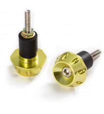 CP2220-A-Pro-Bar-Ends-Contrappesi-Sonic-Moto-Gold-Oro