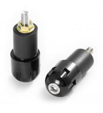 CP2225-A-Pro-Bar-Ends-Contrappesi-Sonic-Moto-Black-Nero