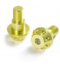 CP2227-A-Pro-Bar-Ends-Sonic-Moto-Contrappesi-Gold-Oro
