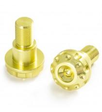 CP2228-A-Pro-Bar-Ends-Sonic-Moto-Contrappesi-Gold-Oro