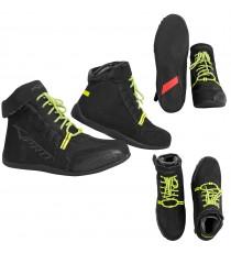 Drifter-Boots-Stivali-Motorcycle-Nero-Black-A-Pro-Sonic-Moto-Set
