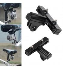 Supporto Montaggio GoPro Hero 2 3 3+ Bici Mountain Bike MTB Sella Sport